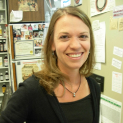 Danielle Williamson, Pharmacist