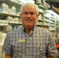 Jeff Eshelman, Pharmacist/Owner