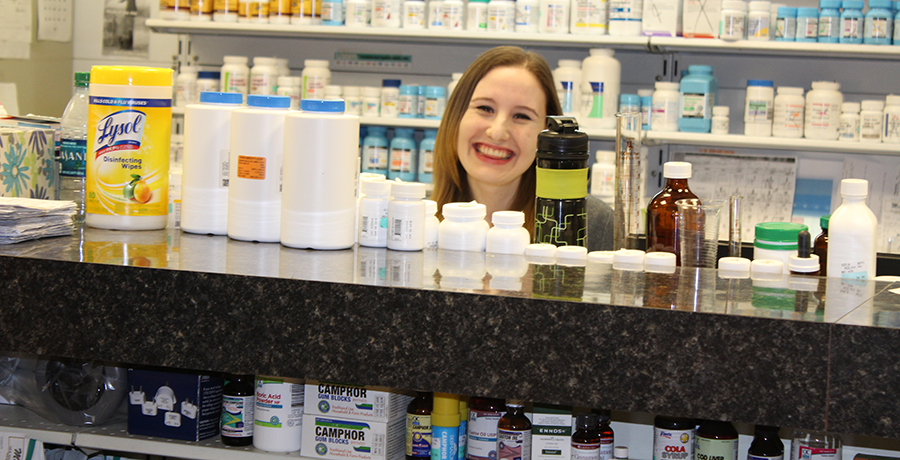 The Smiling Faces of McElroy Pharmacists