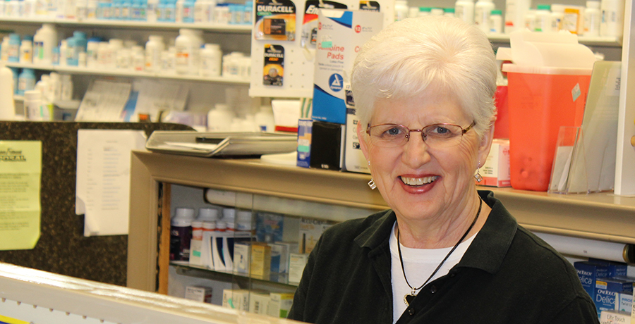 Another Smiling Face from our Pharmacists!
